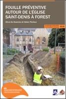 Fouille préventive autour de l'église Saint-Denis à Forest