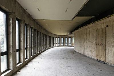 Rectorat de la VUB - © Urban.brussels