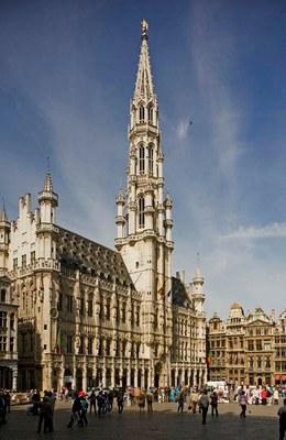 Grand-Place : l'Hôtel de Ville