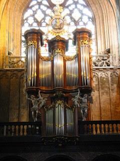 Inventaire des orgues
