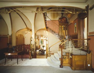 Maison et atelier Horta