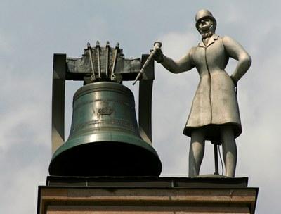Carillon Mont des Arts détail