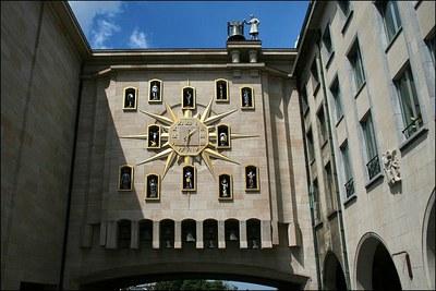 Carillon Mont des Arts