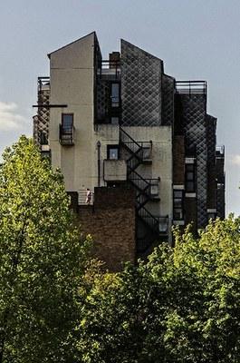 La Mémé. Photo A. de Ville de Goyet © urban.brussels