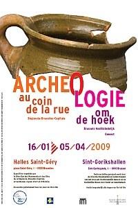Archéologie au coin de la rue