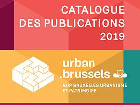 Catalogue des publications 2019