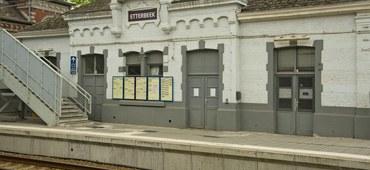 Gare Etterbeek