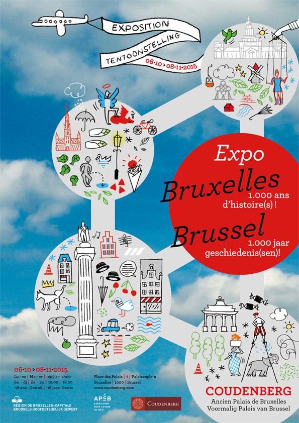 Bruxelles, 1.000 ans d'Histoire(s)