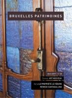 Bruxelles Patrimoine - Art nouveau