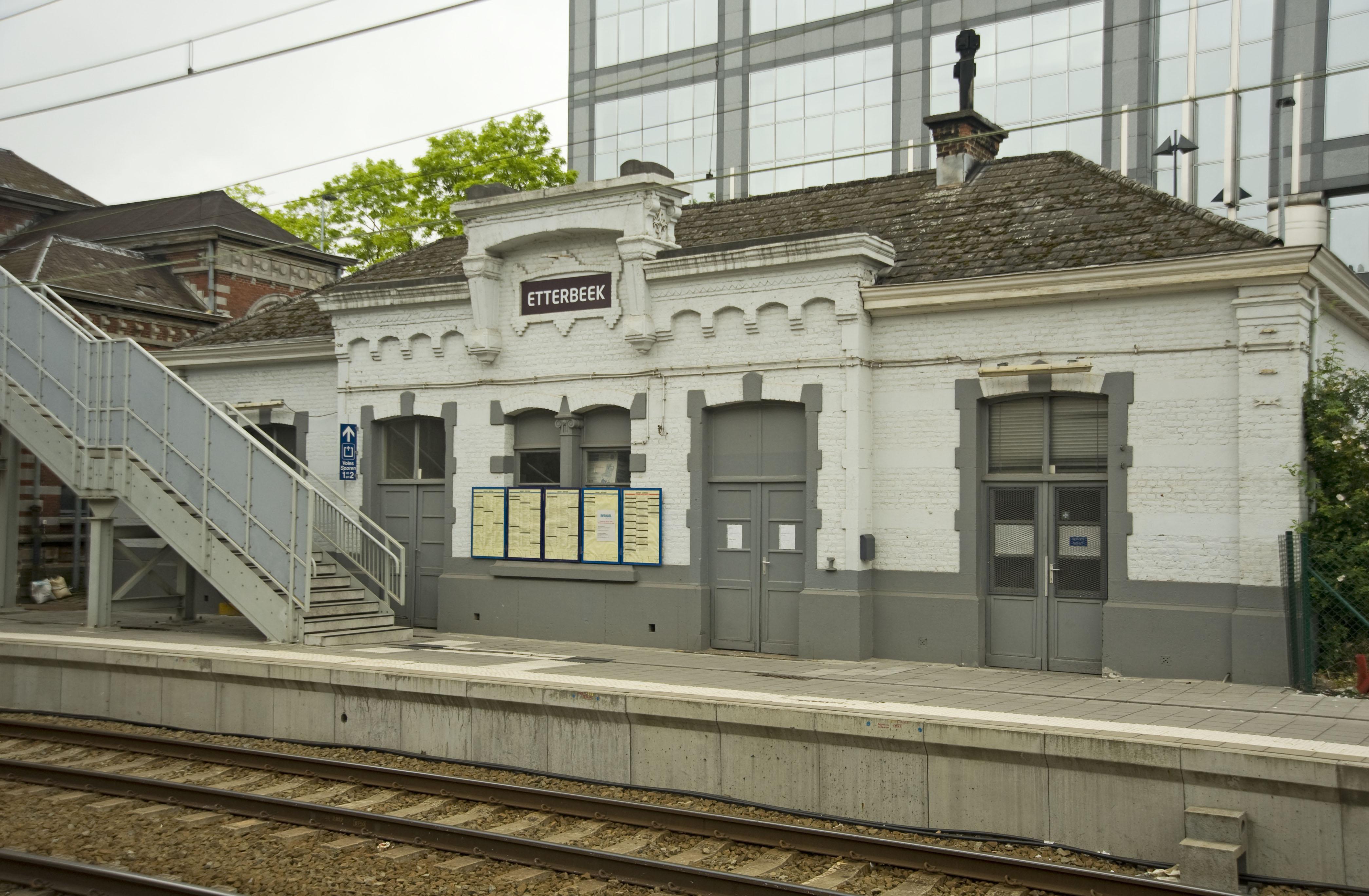 Gare d'Etterbeek
