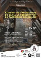 L'apport de l'archéologie du bâti à la conservation du patrimoine