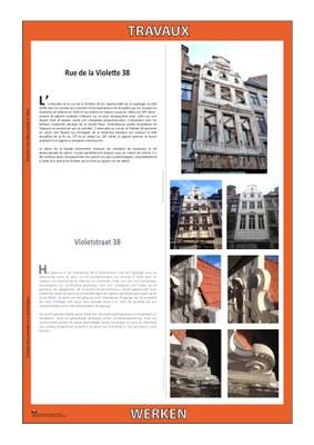 Rue de la Violette